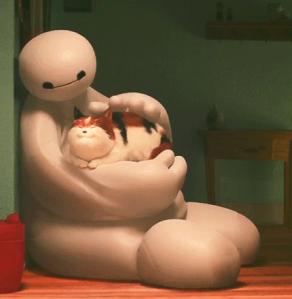 """""""Fluffy baby... fluffy baaaaaby""""""""."""